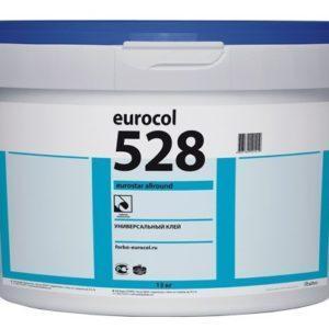 Клей для плитки на впитывающие влагу основания 528 (13 кг/20кг)