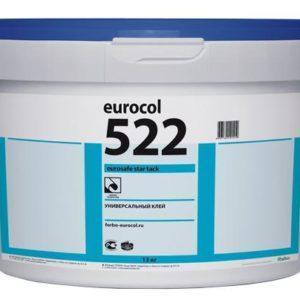 Клей для линолеума водно-дисперсионный клей на впитывающие и не впитывающие влагу основания 522 — 13 кг